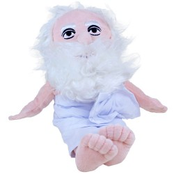 Peluche Socrates Little Thinkers