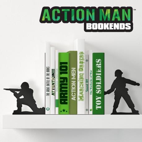Soporte libros Soldados