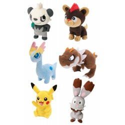 Peluches Pokemon ¡elige!