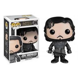 Jon Nieve Castle Black Juego de Tronos Pop! Funko
