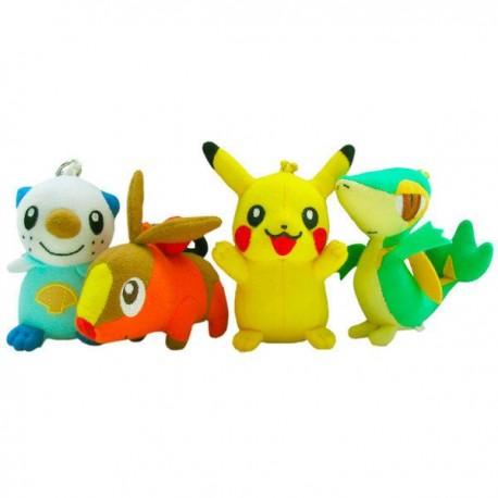 Llaveros peluches 8 cm Pokemon ¡elige!