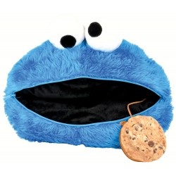 Cojín El Monstruo de las galletas Barrio Sésamo