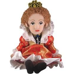 Peluche Reina Elisabeth I Little Thinkers