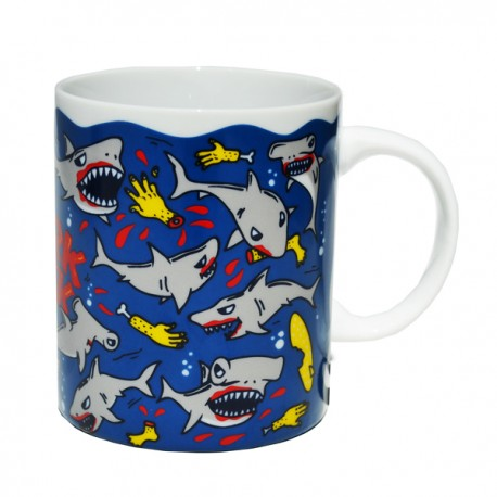 Taza Shark Week