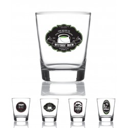 Set 4 vasos licor Witch