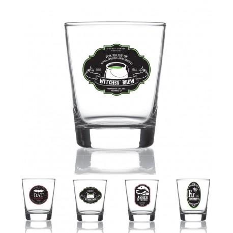 Set 4 vasos licor Witch
