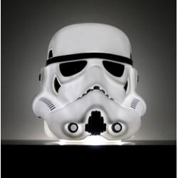 Lámpara ambiente casco Stormtrooper 16 cm Star Wars