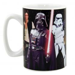 Taza personajes  Star Wars con sonido