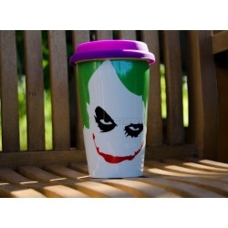 Taza de viaje Joker The Dark Knight