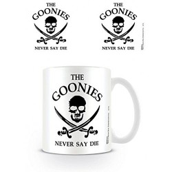 Taza The Goonies Never Say Die