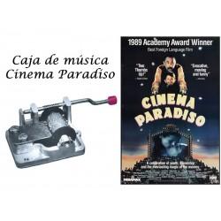 Caja de música Cinema Paradiso