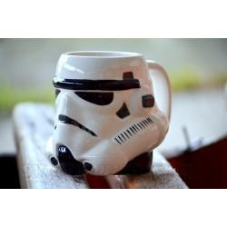 Taza Stormtrooper 3D cerámica Star Wars