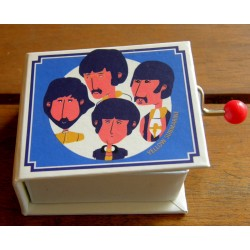 Libro con mecanismo musical Yellow Submarine