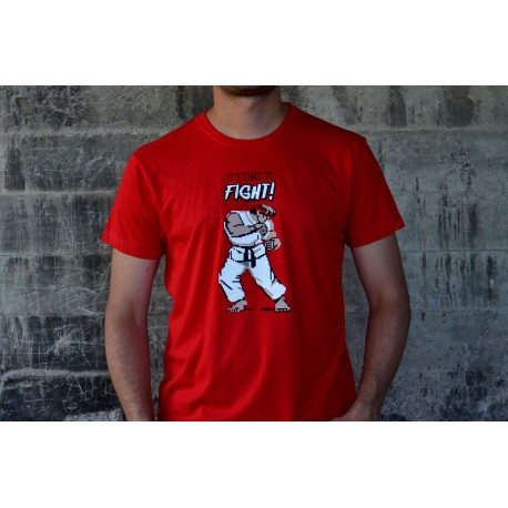Camiseta Fight