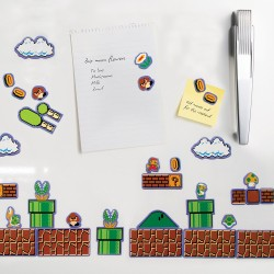 Set de imanes Super Mario Bros