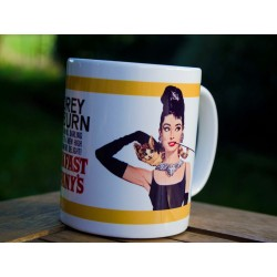 Taza Breakfast at Tiffany´s