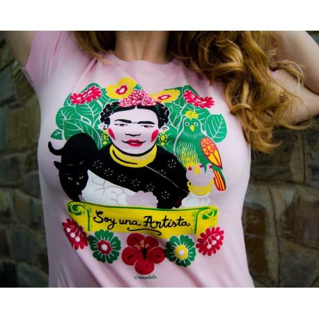 Camiseta Las niñas ya no quieren ser Princesas