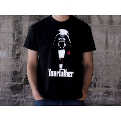 Camiseta El Padrino Vader