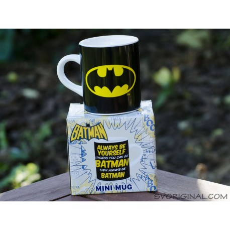 Minitaza Be Batman