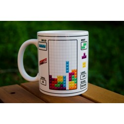 Taza Tetris Great