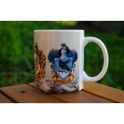 Mug Las cuatro Casas Harry Potter