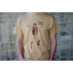 Camiseta Han, Solo