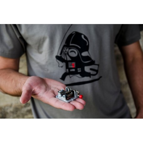 Pack camiseta + caja de música Star Wars