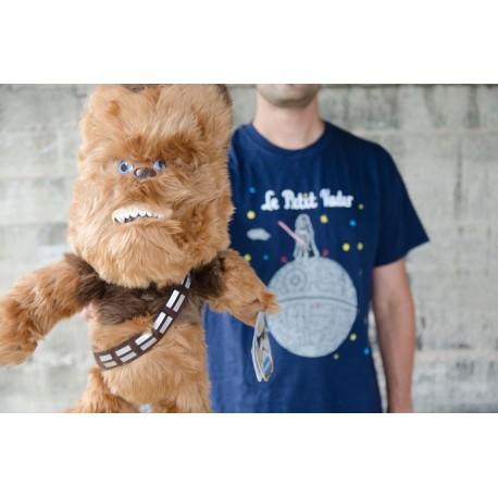 Oferta peluche Chewbacca 45 cm + regalo camiseta Star Wars