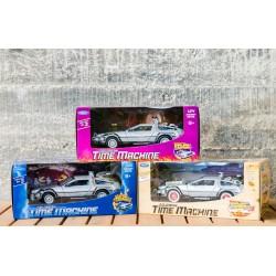 Pack 3 maquetas DeLorean Regreso al Futuro