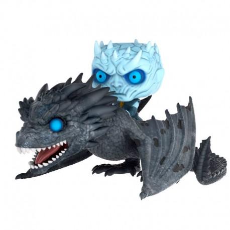 Pack Daenerys y Drogon Juego de Tronos Pop! Funko