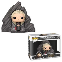 Daenerys Targaryen on Dragonstone Throne Pop Funko