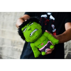 Peluche Hulk con sonido + camiseta regalo