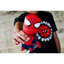 Peluche Spider Man con sonido + camiseta regalo