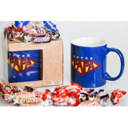 Taza Super Dad