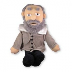 Peluche Galileo Little Thinkers