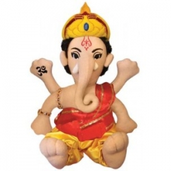 Peluche Ganesh Little Thinkers