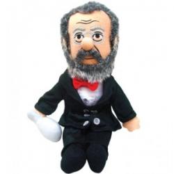 Peluche Pasteur Little Thinkers