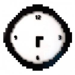 Reloj Pixel Time