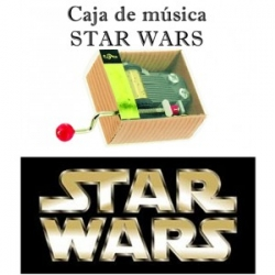Caja de música Star Wars - Main Theme
