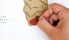 Scratch Map, el mapa del mundo para los viajeros, rasca los países visitados.