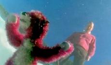 ¿De dónde ha salido ese peluche rosa?